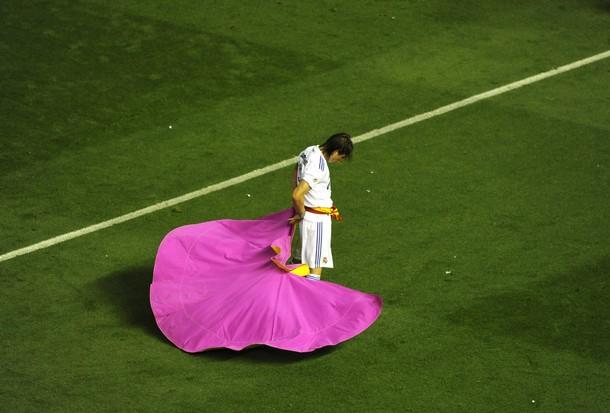 real madrid copa del rey 2011 pictures. Ceremony Copa del Rey