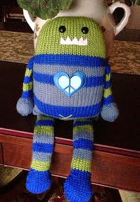 http://www.ravelry.com/patterns/library/stash-busting-monster