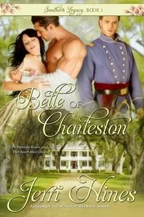 Belle of Charleston, Book One Southern Legacy