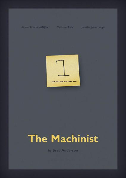 O Maquinista Poster