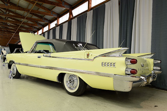 Mervin and Mary Afflerbach's 1959 Dodge Custom Royal Super D 500