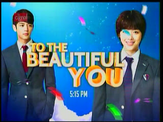 To The Beautiful You is a 2012 South Korean television drama series starring f(x)'s Sulli, Shinee's Minho, and Lee Hyun-woo. It is based on the Japanese shojo manga series, Hanazakari...