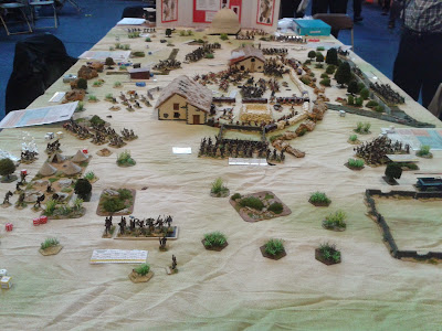28mm Rorke's Drift participation game by Rotherham Wargames Society picture 7