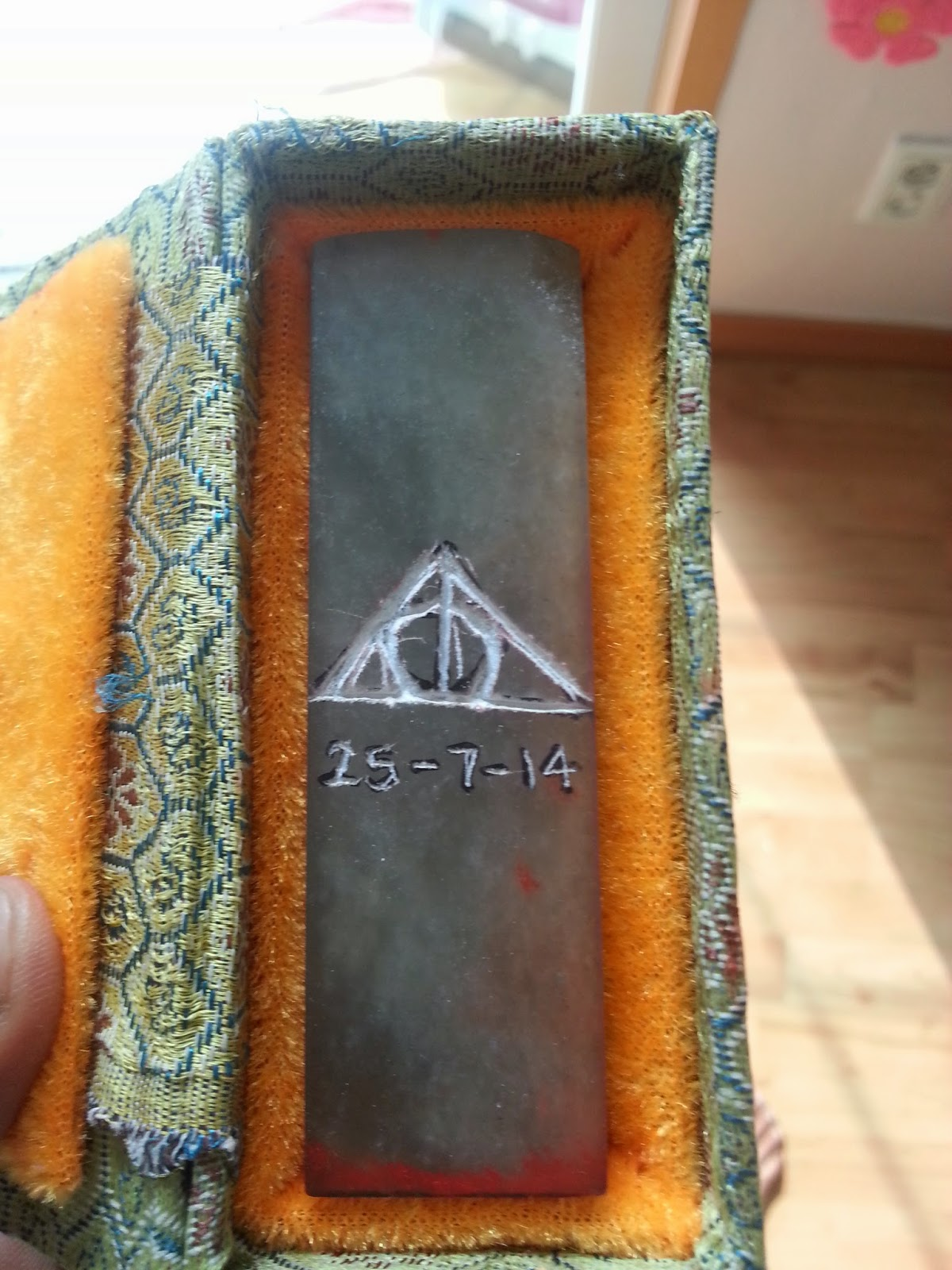 Harry Potter's Seal, maybe?