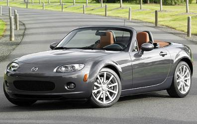 Test Driving Life: Mazda MX-5 Miata Rocks