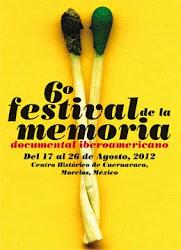 FESTIVAL DE LA MEMORIA