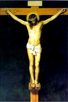 Imagen de Jesús crucificado