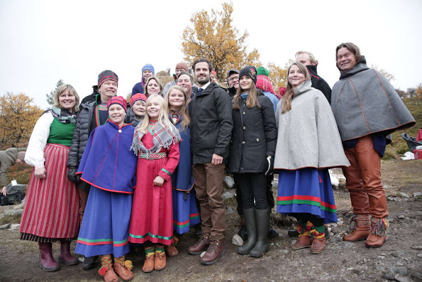 Princess Sofia And Prince Carl Philip Visit Dalarna, Day-2