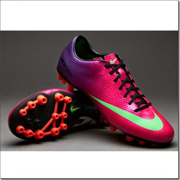Latest fashion trends nike boots world cup men soccer shoes 2014