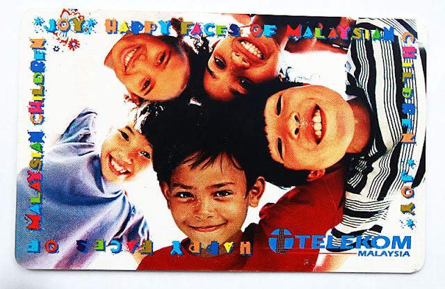 kad telefon awam Telekom Malaysia