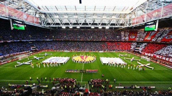 Europa League Final 2013 - Benfica vs Chelsea