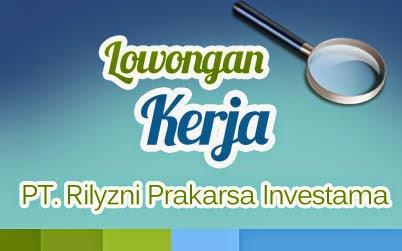 Loeongan Kerja Lampung PT. RILYZNI PRAKARSA INVESTAMA 24 Juli 2014