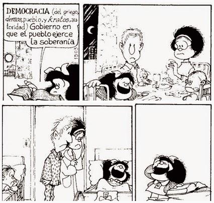 Explicando o motivo da democracia ser melhor que a ditadura