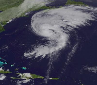 MARIA wird dritter Hurrikan der Atlantischen Hurrikansaison 2011, Maria, aktuell, Hurrikanfotos, Hurrikan Satellitenbilder, Satellitenbild Satellitenbilder, September, 2011, Hurrikansaison 2011,