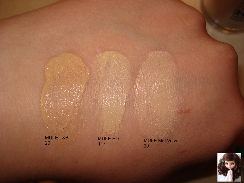 Productrater Review Make Up For Ever Mat Velvet