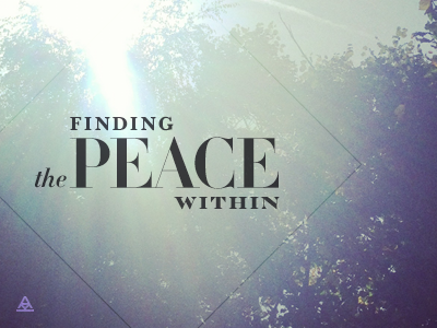 Image result for peace from within