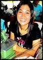 Thai craftswoman at work