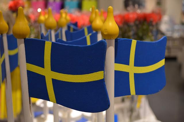 Swedish language new words