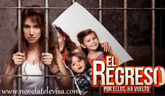 El regreso Capítulo 50 Telenovela Chilena