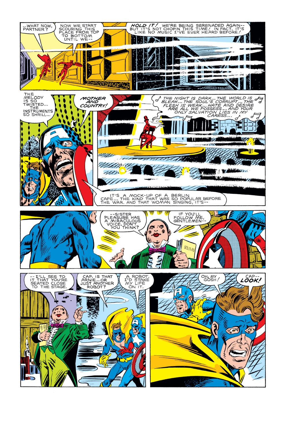 Captain America (1968) Issue #296 #224 - English 12