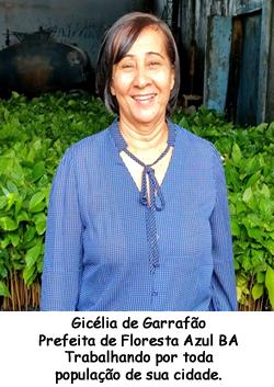 Gicélia de Garrafão
