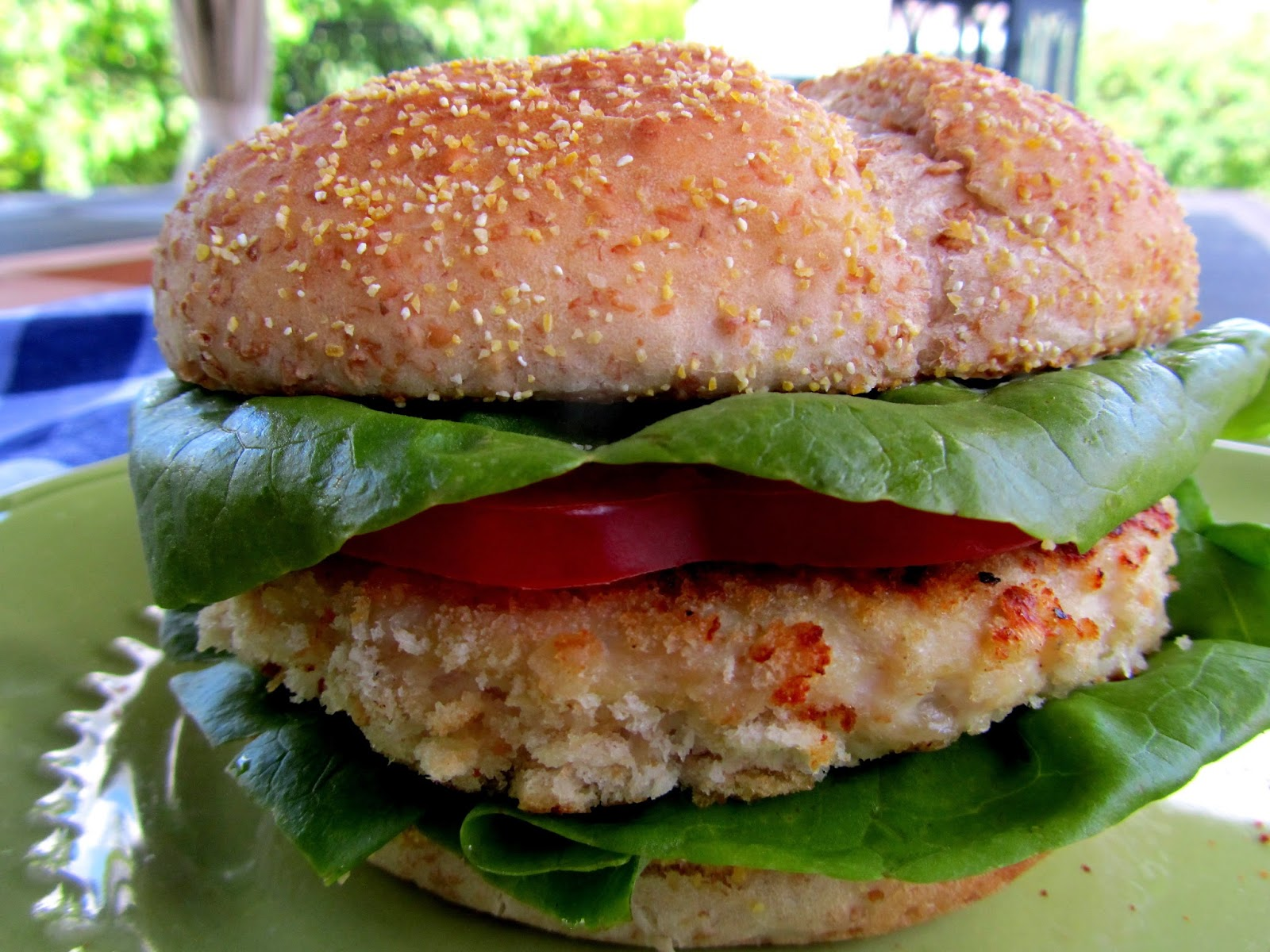 images of chicken burgers - photo #12