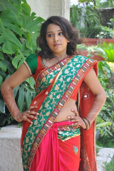 model zeba saree glamour  images