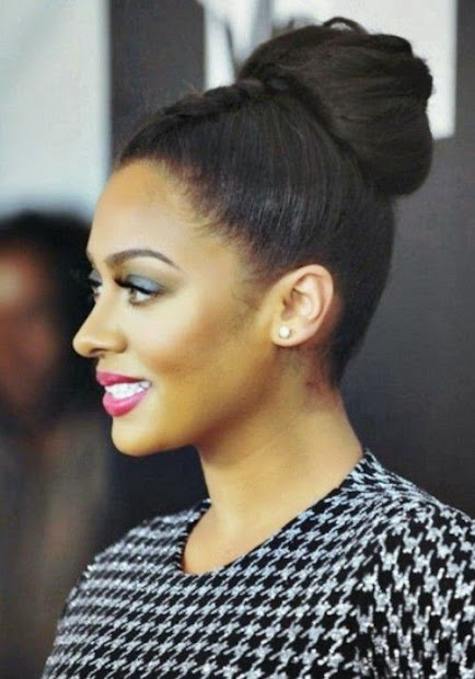 black women hairstyles classy
