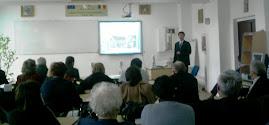 Aspect din timpul şedinţei cercului nr. 1, semestrul II (28.III.2012)