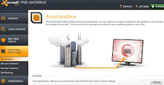 Avast! Free Antivirus6
