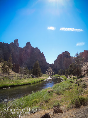 Smith Rock Oregon, Shannon Hager Photography