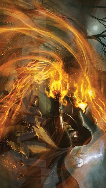 Rồng phun lửa nhiều hướng