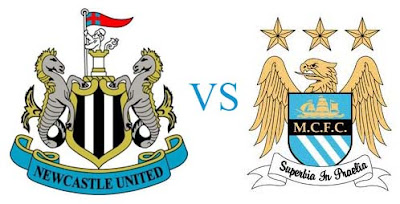 Prediksi Skor Newcastle vs Manchester City 15 Desember 2012