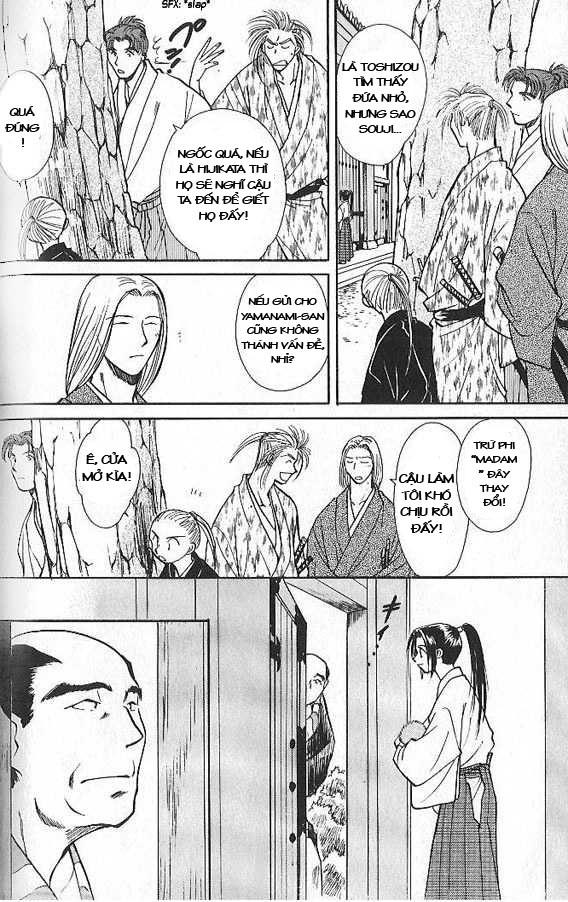 Soshite Haru No Tsuki chap 2 - Trang 33