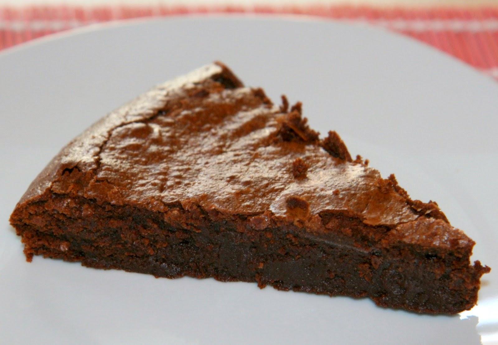 gateau au chocolat extra fondant