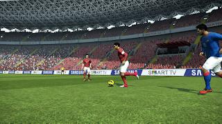 Stadion Gelora Bung Karno Jakarta PES 2013 2