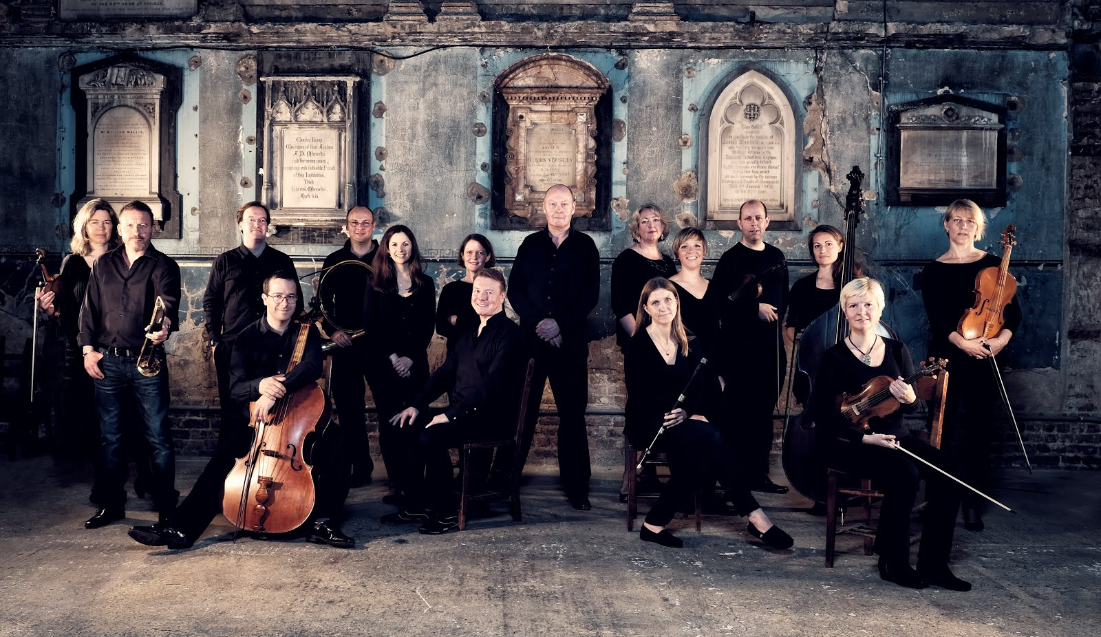 GABRIELI CONSORT AND PLAYERS, PAUL McCREESH