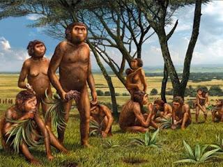 Manusia Purba Pada Zaman Pra Sejarah