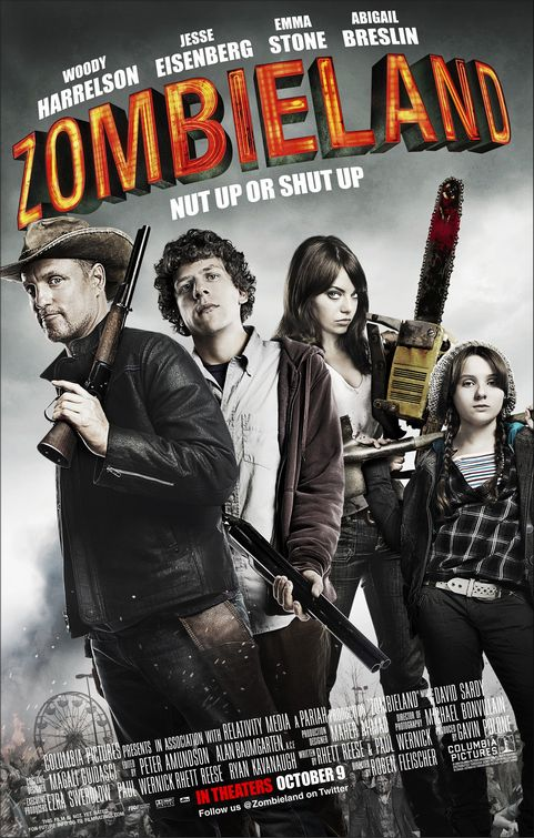Zombieland full movie