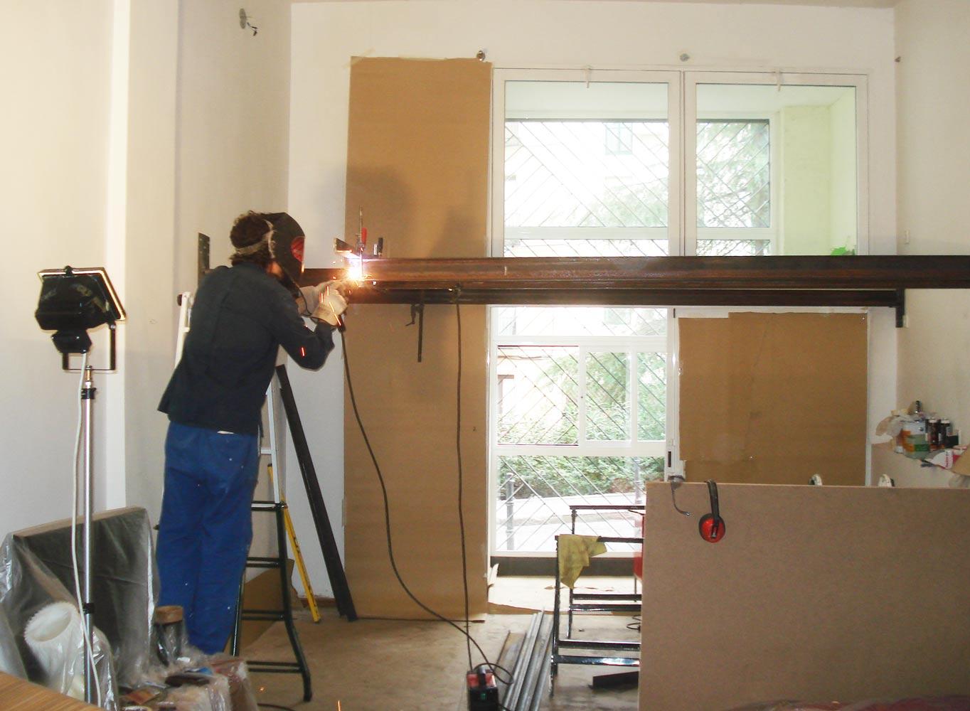 Como hacer un altillo de madera construir un altillo para - Altillo de madera ...
