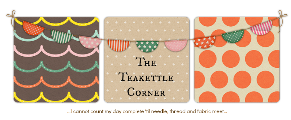 ~ The Teakettle Corner ~