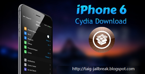 How to Jailbreak iPhone 6 / iPhone 6 plus using TaiG 2.4.3 | TaiG