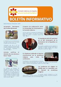 Boletín de la CIE noviembre 2019