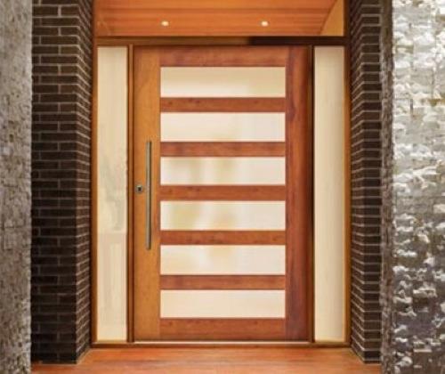 Dise os de puertas pivotantes muy interesantes - Puertas de entrada de diseno ...