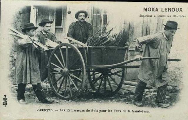 La saint Jean en Auvergne