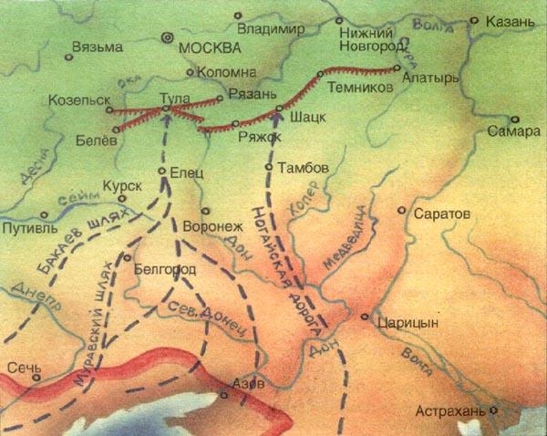 Поводом для начала новой войны стало обострение русско-казанских...  Правда, мир был весьма кратковременным.