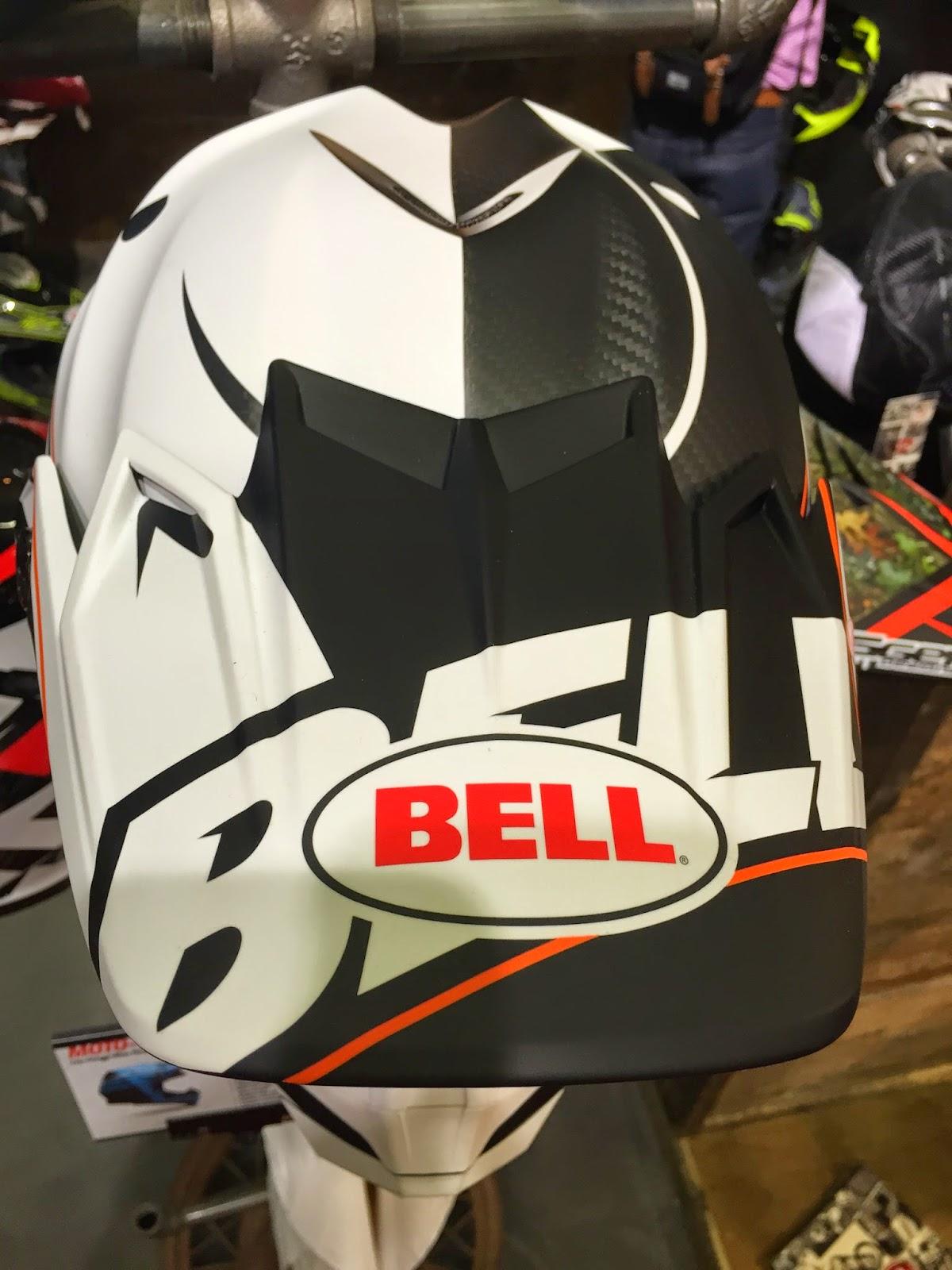 Bell Moto 9 Flex Motorcycle Helmet