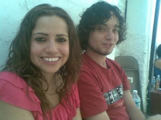 Sabrina y David