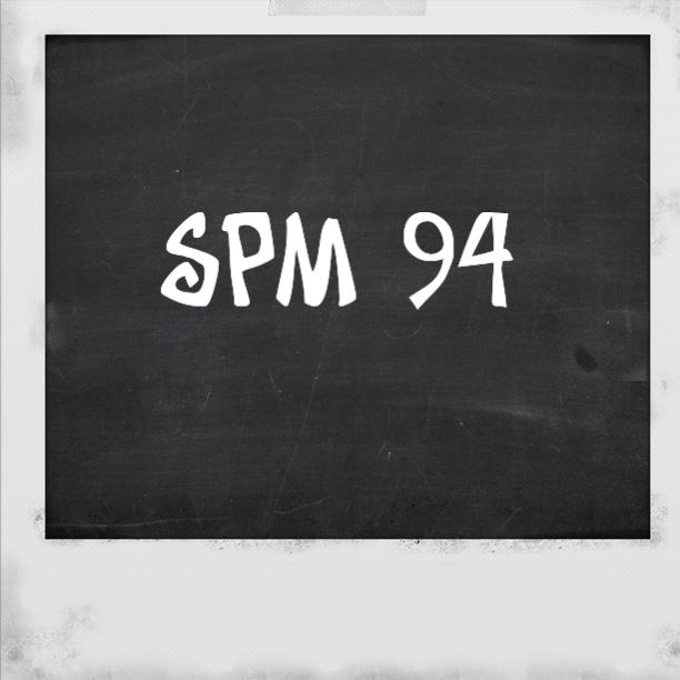 SPM '94 : Chapter 3