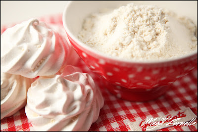 polvere di meringa (meringue powder)